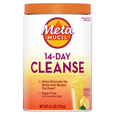 Metamucil 14 Day Citrus Cleanse