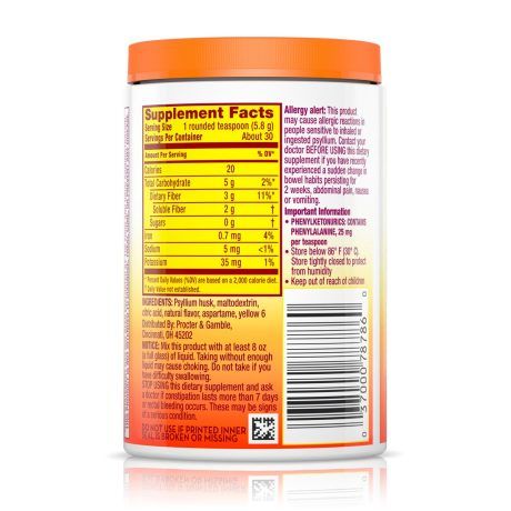 Metamucil 14-Day Cleanse Sugar Free Fiber Powder | Metamucil®