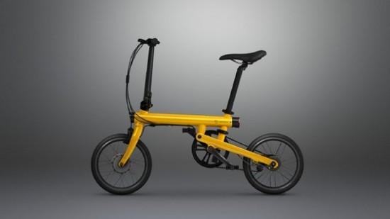 元的小米电助力折叠自行车,又是年轻人的第一辆