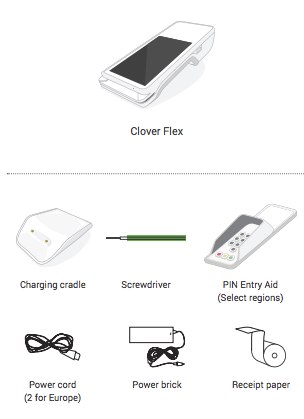 Clover Help Center | Connect and activate your Clover Flex
