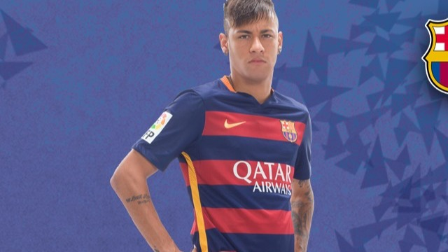 Press Kit Neymar Jr Fc Barcelona X Atletico Madrid La Liga Neymar Jr