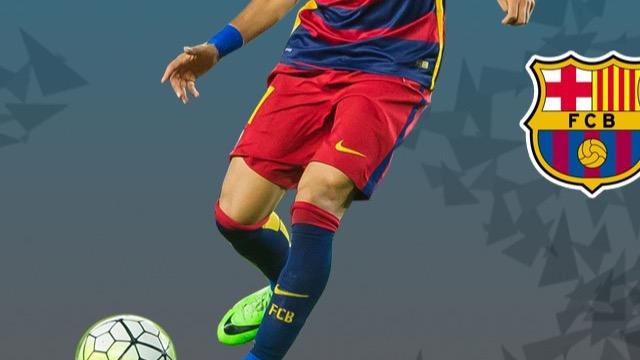 press kit neymar jr sporting de gijón x fc barcelona la liga