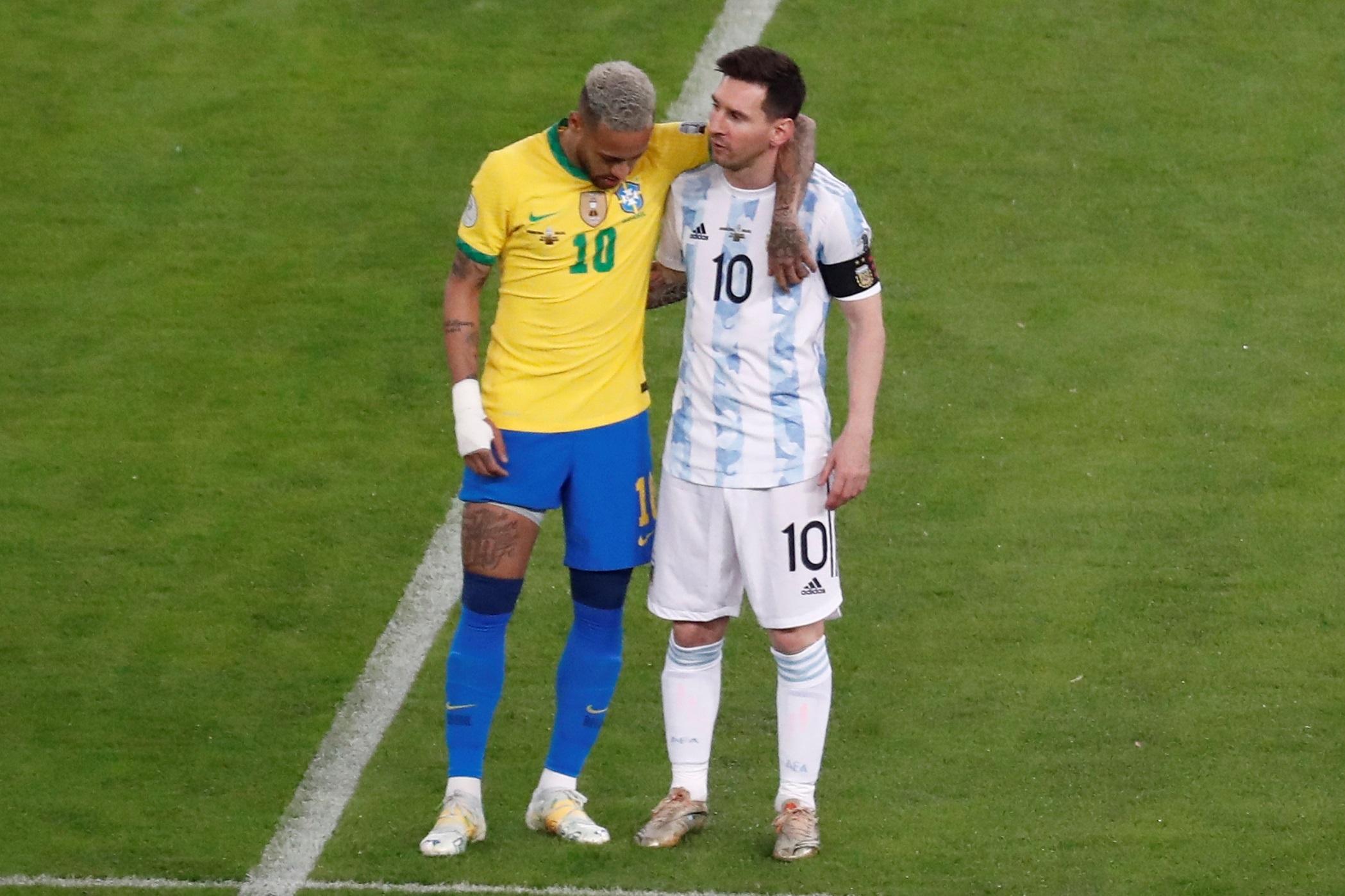 messi dan neymar - psg menang lawan strasbourg