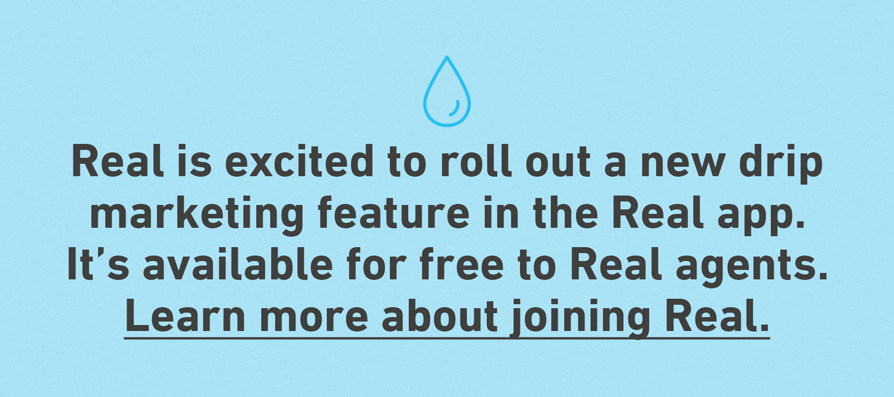 Learn more about joining Real.