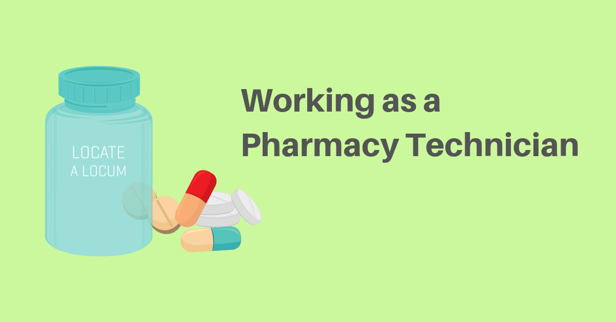 Working-Pharmacy-Technician