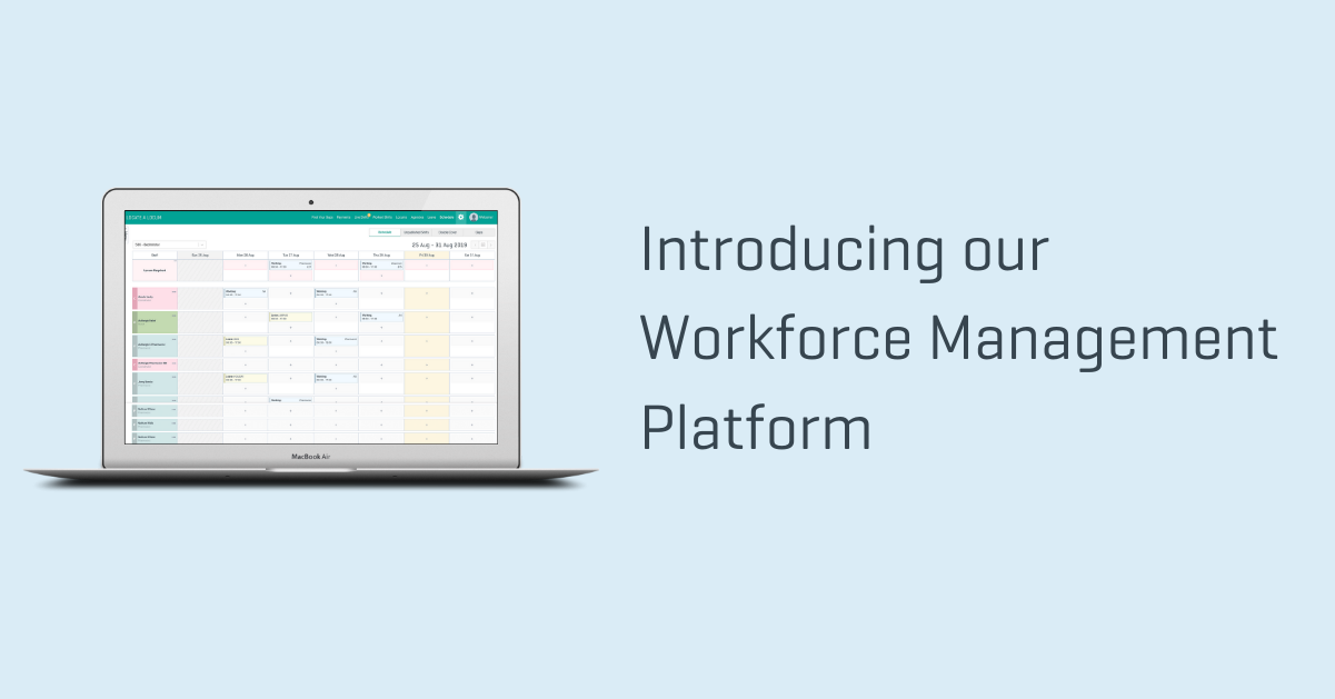 Workforce-Management-Platform