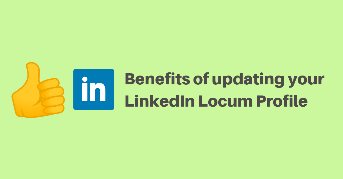 Update-Locum-Linkedin-profile