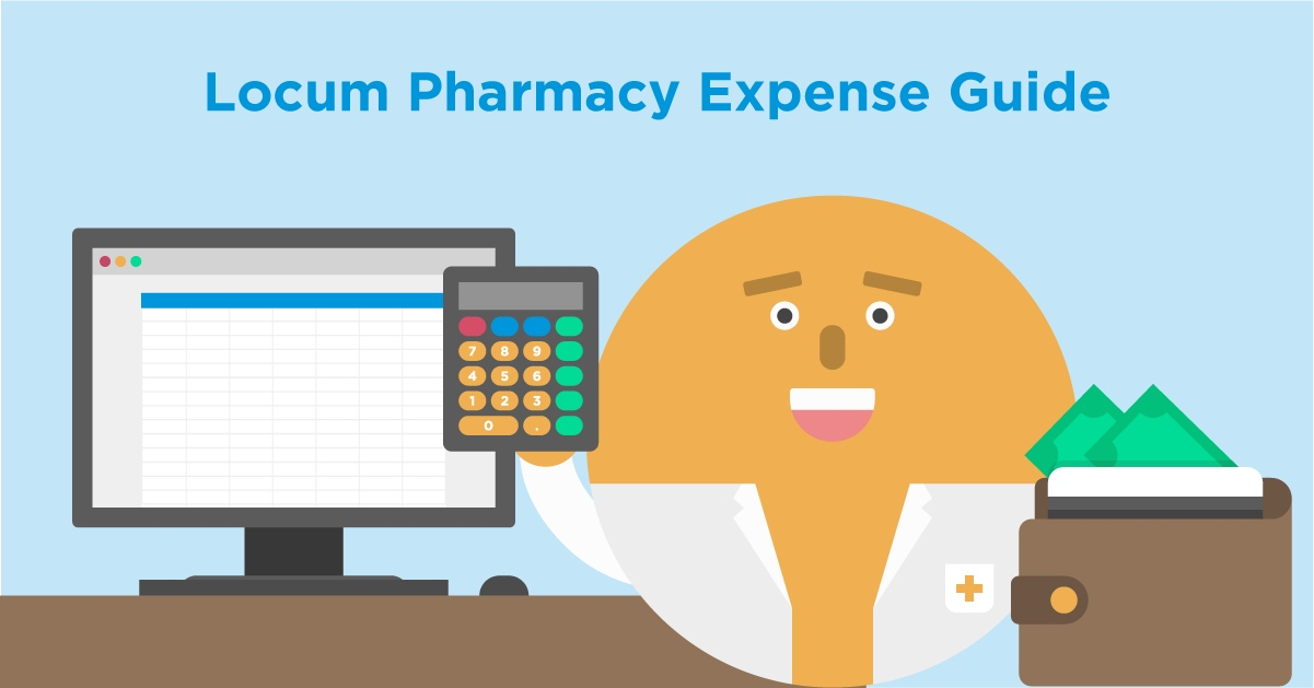 locum-pharmacist-expense-guide
