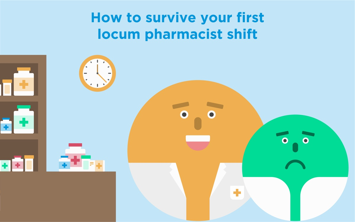 surviving-your-first-shift-as-a-locum-pharmacist