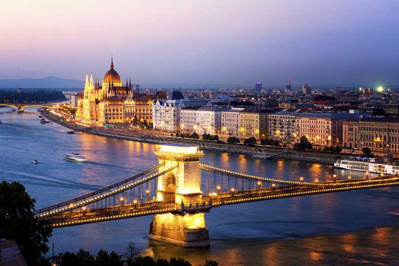 Leanne's Journal: Budapest