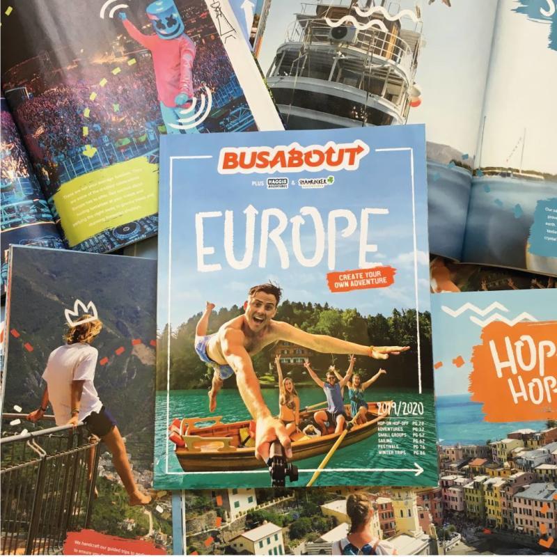 Brand New 2019 Brochures
