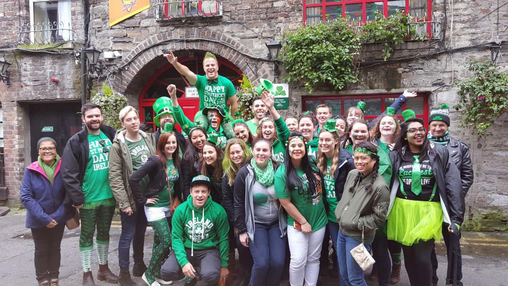 St Pat's All Ireland