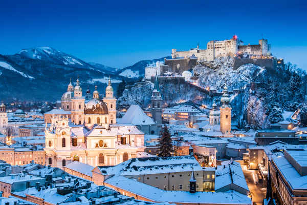5 European Destinations That Are Even Better in Winter