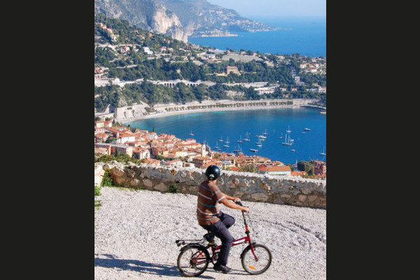 E-Bike Tour - French Riviera