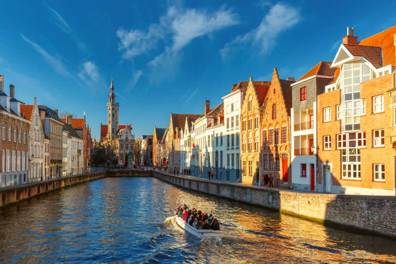 5 Free Things To Do In Bruges