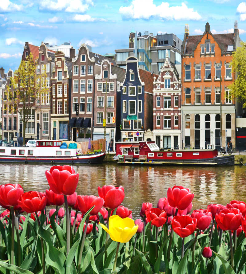 5 must-do's on your first trip to Amsterdam