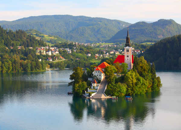 What To Do In Lake Bled If You Have 1 Or 2 Days