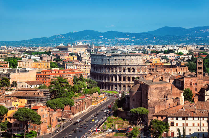 7 Ways To Survive Rome In The Summer