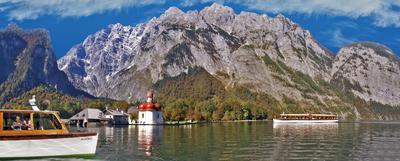 Bavarian Mountains & Salt Mines Tour