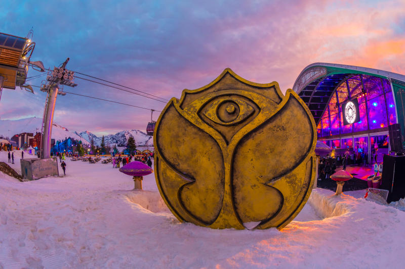 Tomorrowland Winter in pictures
