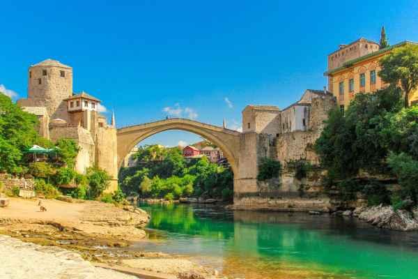 The Story Of Mostar Bridge