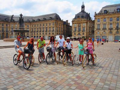 Bike Tour Bordeaux