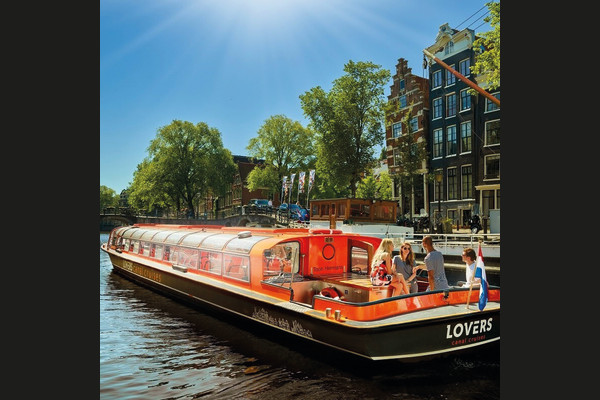 1-Hour Canal Cruise