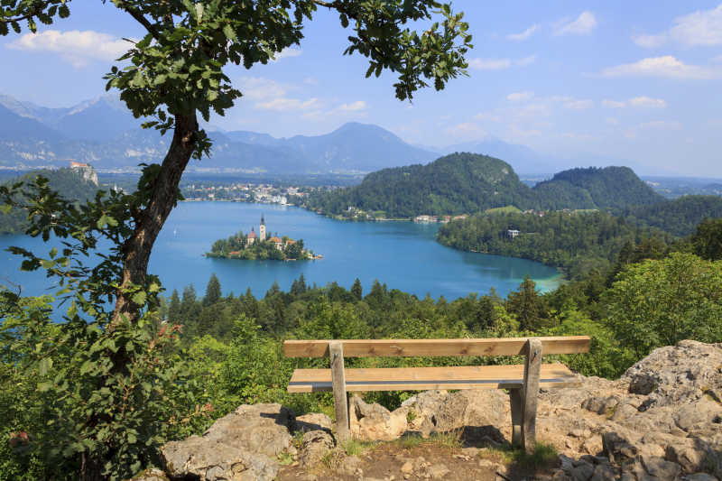 48 hours in… Lake Bled