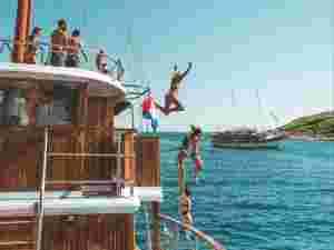 Montenegro and Croatia Sailing