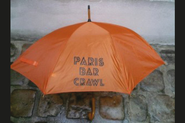 Pub Crawl - Paris