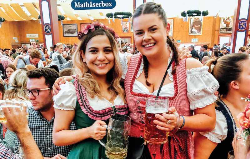 Oktoberfest - 5 Days Hostel