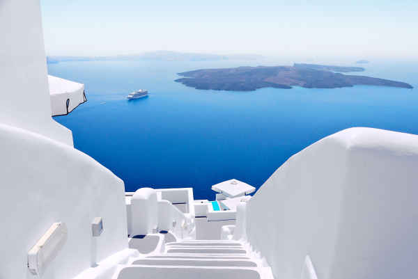 The 5 Most Picturesque Locations in Greece