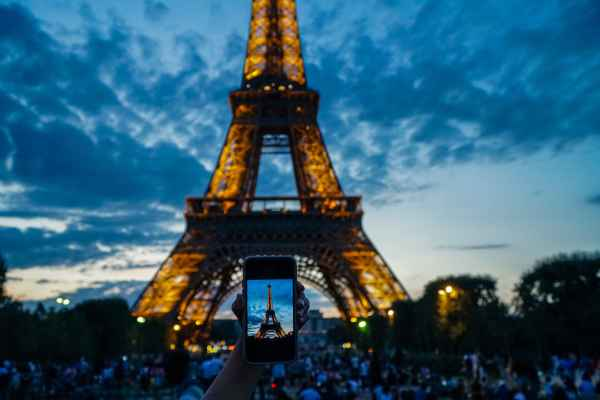 Top Spots To View And Photograph The Eiffel Tower