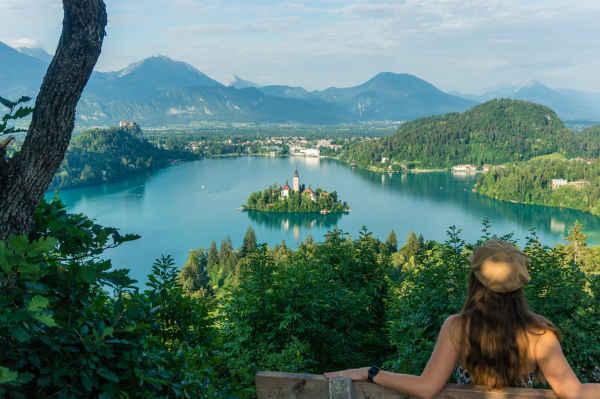 Eleea's Journal: Lake Bled