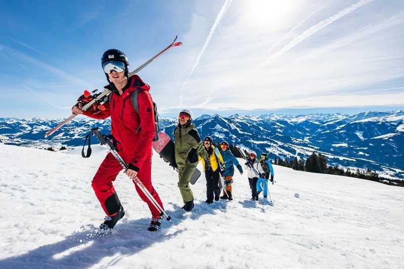 Mini Ski Austria
