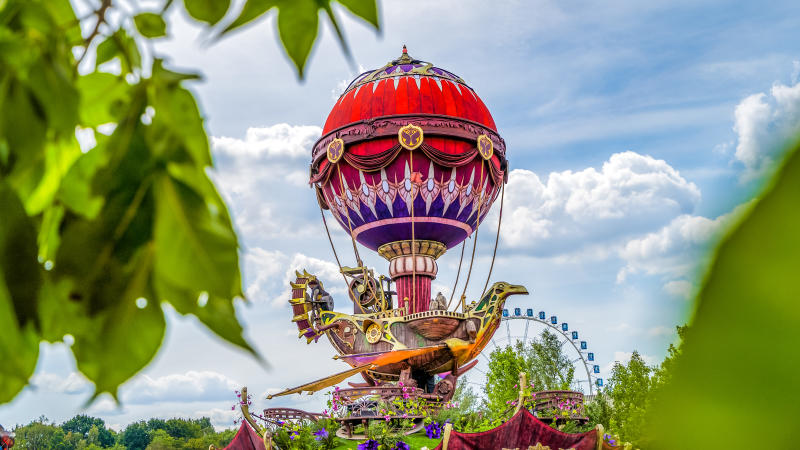 Tomorrowland in pictures
