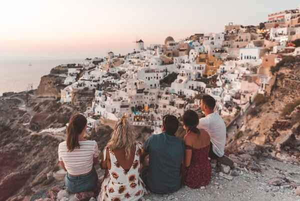 The Cost of Travelling In Greece