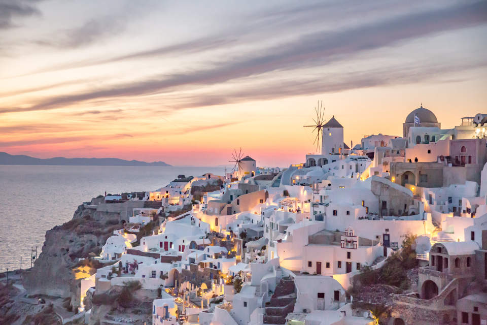 Greek Island Hopper (Fixed Itinerary) | Busabout