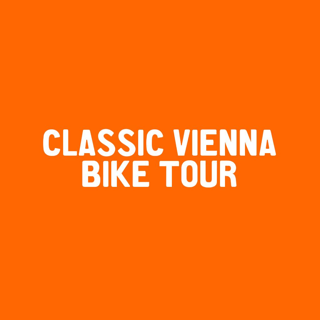Classic Vienna Bike Tour