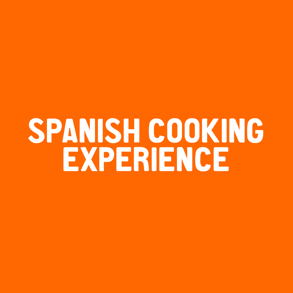 Spanish Cooking Experience