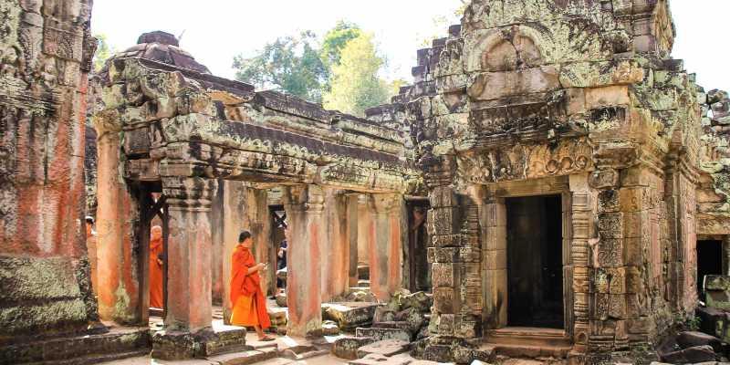 Vietnam and Cambodia Adventure