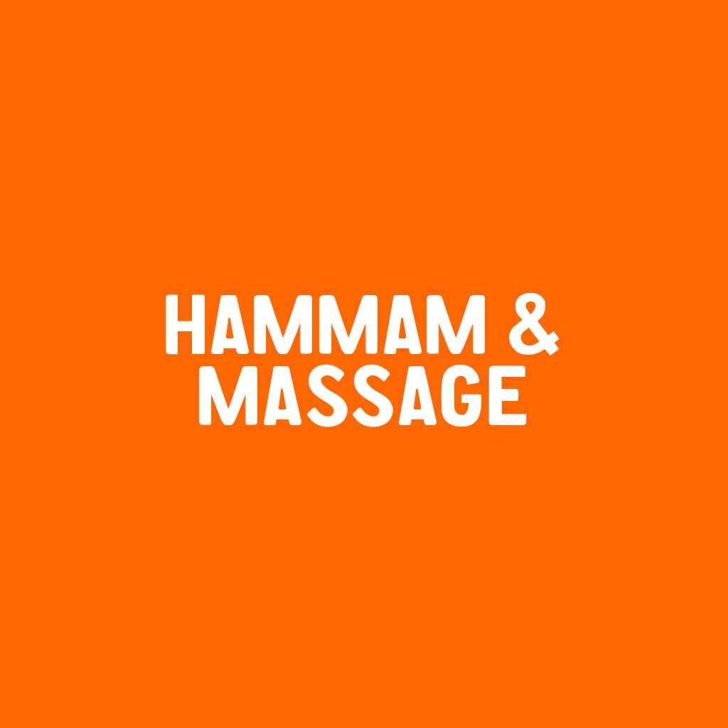 Hammam and massage