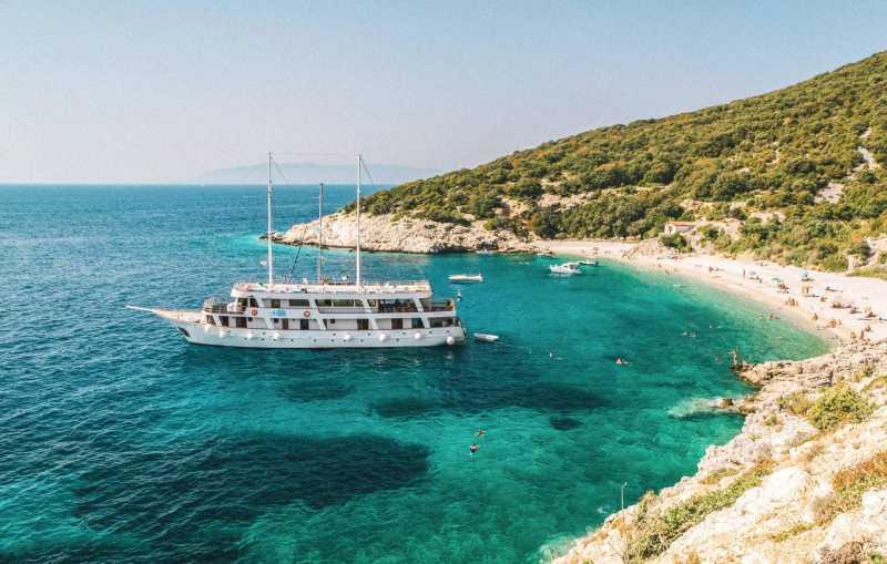 Croatia Island Sail Plus