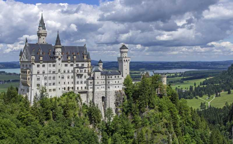 The Best Castles to Visit in Europe
