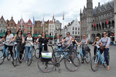 Bruges by Bike