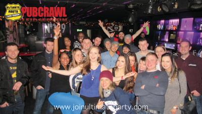 Ultimate Party Pub Crawl
