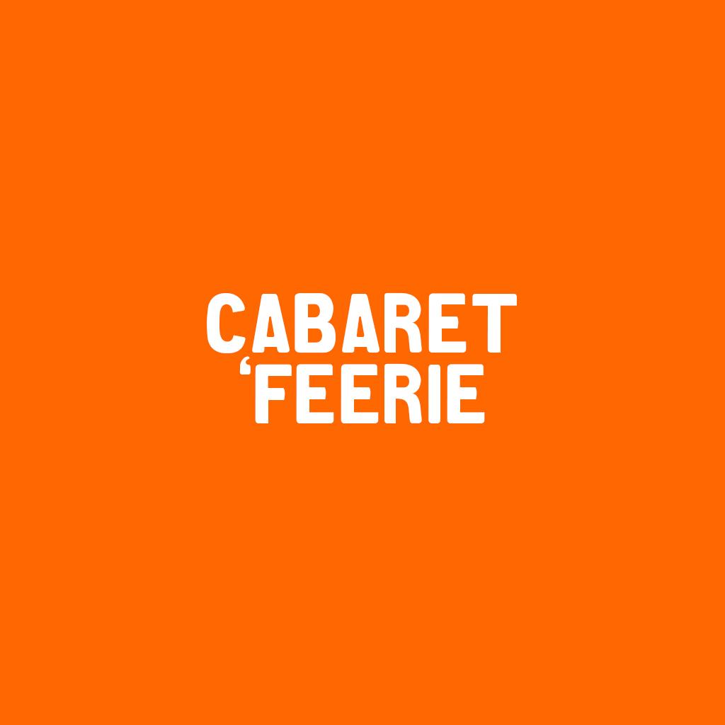 Cabaret 'Féerie' (includes half bottle of champagne)