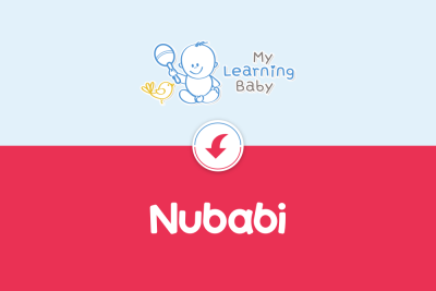 My Learning Baby is now Nubabi