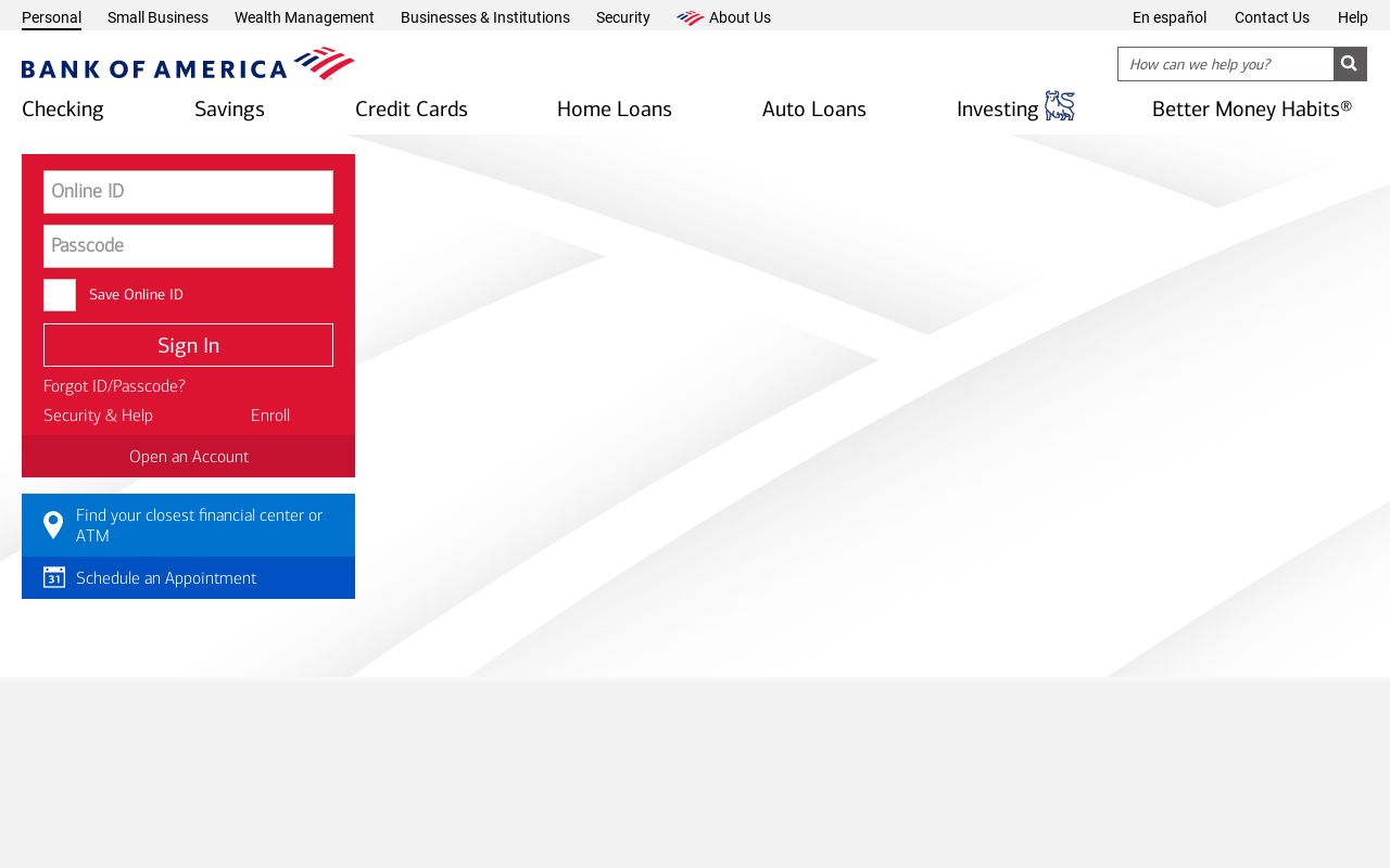 Bank Of America Blissfully Saas Directory