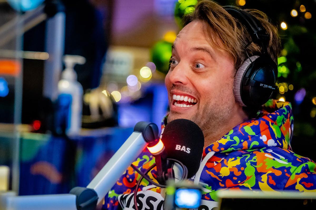 Bas Smit Radio 538